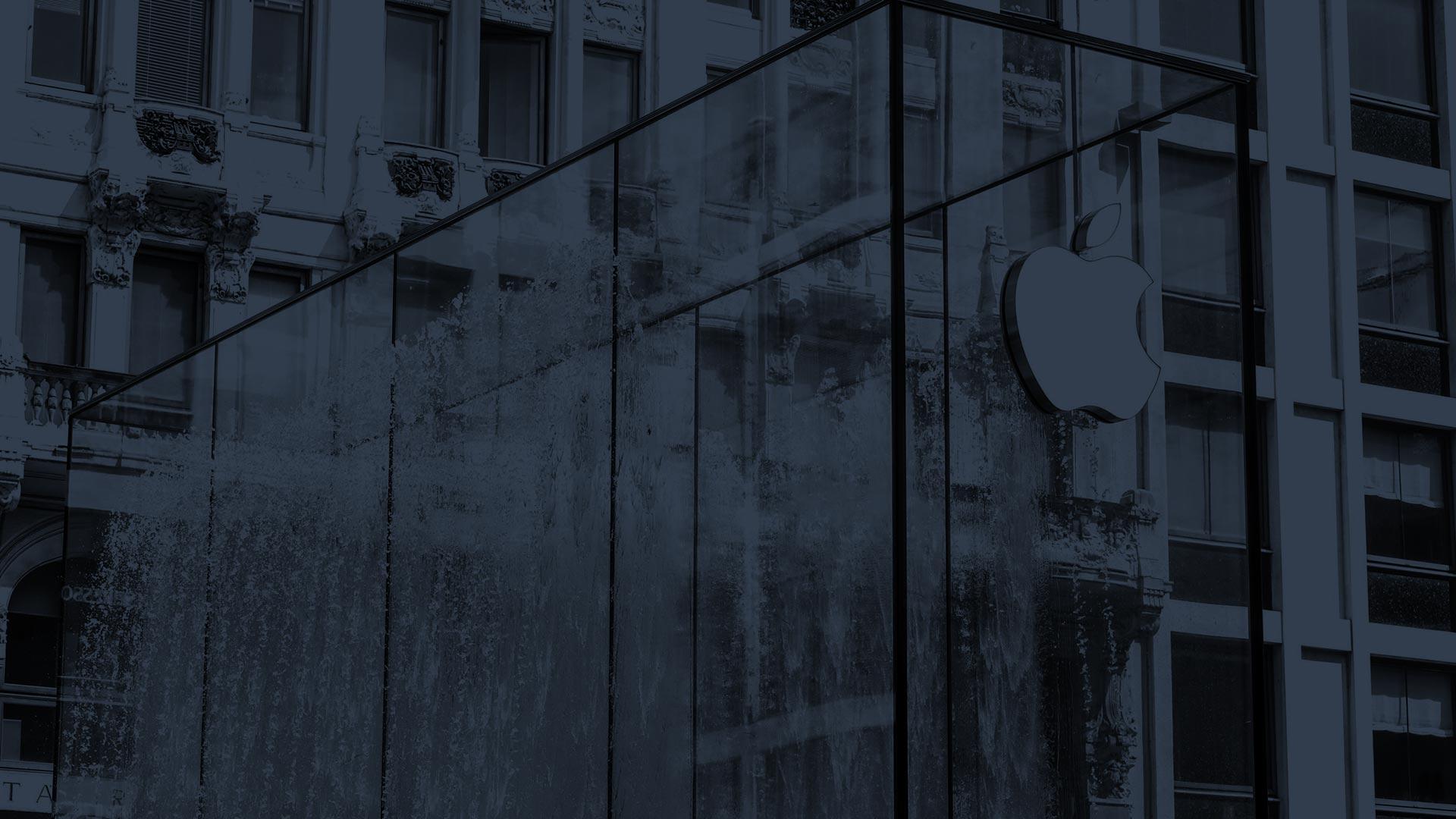 Apple Store Inglese