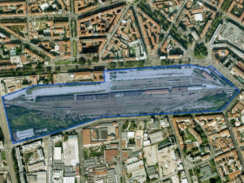 scalo porta romana gad analisi costi e cronoprogrammi